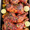 Portuguese Inspired Roast Chicken | Summer Roast Chicken Recipe