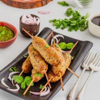 Chicken Seekh Kabab Recipe | Festival Special Chicken Kabab Recipe