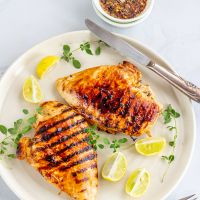 Easy Grilled Chicken Breast | Summer Special Grilled Chicken Recipe