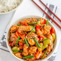 Chinese Sweet and Sour Chicken | Easy Asian Chicken Recipe