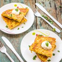 Potato & Onion Frittata