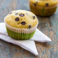Chocolate Chips Muffins *Video Recipe*
