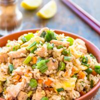 Special Chicken Fried Rice *Video Recipe*