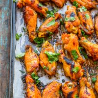 Sticky Thai Chicken Wings *Video Recipe*