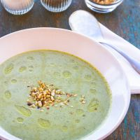 Cream of Broccoli Soup *Video Recipe*