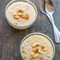 Indian Rice Pudding *Video Recipe*