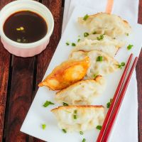 Chicken Potsticker | Easy Asian Dumpling Recipe