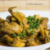 Chicken Korma with Baby Onion