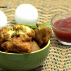Chicken Pakora | Crispy Indian Style Chicken Fritters