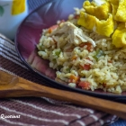 Weeknight Egg Chicken Fried Rice | Super-Easy Fried Rice Recipe