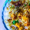 Paneer (Cottage Cheese) Biryani