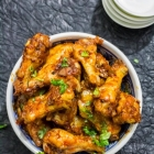 Spicy Baked Chicken Wings | Easy Chicken Wings Recipe