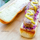 Chicken Hot Dog | Homemade Classic Chicken Hot Dog Recipe