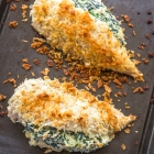 Spinach and Ricotta Stuffed Chicken Breasts | Easy Baked Chicken Breast Recipe