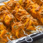 Garlicy Paneer Tikka | Paneer Tikka Recipe with a Twist