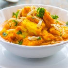Badami Paneer | Indian Cottage Cheese Curry with Almonds