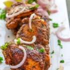 Greek Chicken Kebabs | Mediterranean Chicken Kebabs Recipe