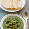 Palak Paneer | Recipe #4 of Paneer Series