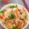 Stir Fried Chicken Noodles *Video Recipe*