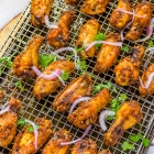 Indian Spiced Roasted Chicken Wings | Easy Chicken Wings Recipe