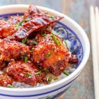 Easy & Spicy Korean Fried Chicken