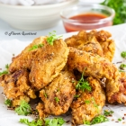 Salt and Pepper Chicken Wings | Easy Crispy Chicken Wings Recipe
