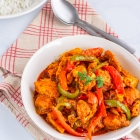 Restaurant Style Chicken Jalfrezi | Authentic Chicken Jalfrezi Recipe