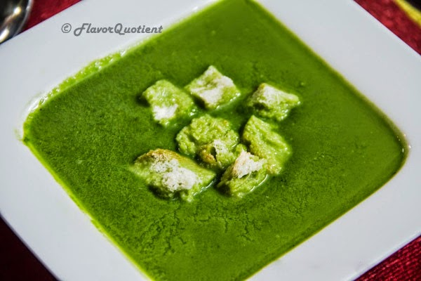 Healthy Spinach Soup