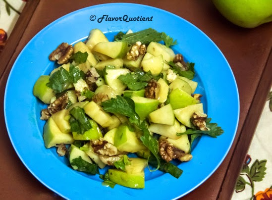 Green Apple and Celery Salad