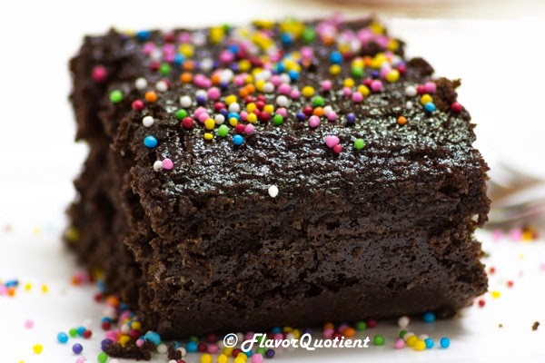 simple chocolate cake