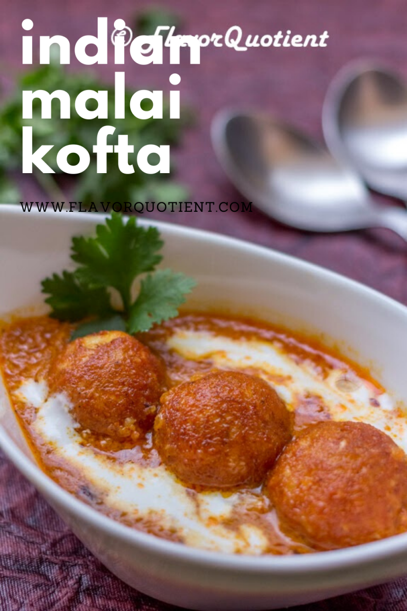 Malai kofta is one the most liked dishes from our Indian cuisine. The soft and velvety koftas made of cottage cheese are simmered in rich and flavorful Indian spiced gravy to take an delightful make-over called malai kofta! Make the best of weekend and prepare this gorgeous Indian malai kofta curry and enjoy quality time with family! | malai kofta recipe | restaurant style malai kofta | malai kofta recipe easy | malai kofta curry | how to make malai kofta