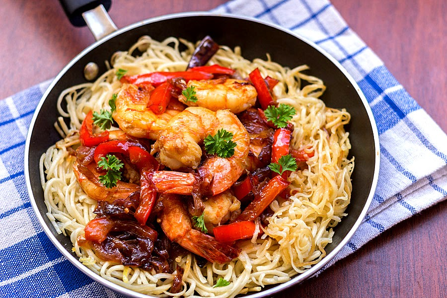 Noodles-With-Prawns-6