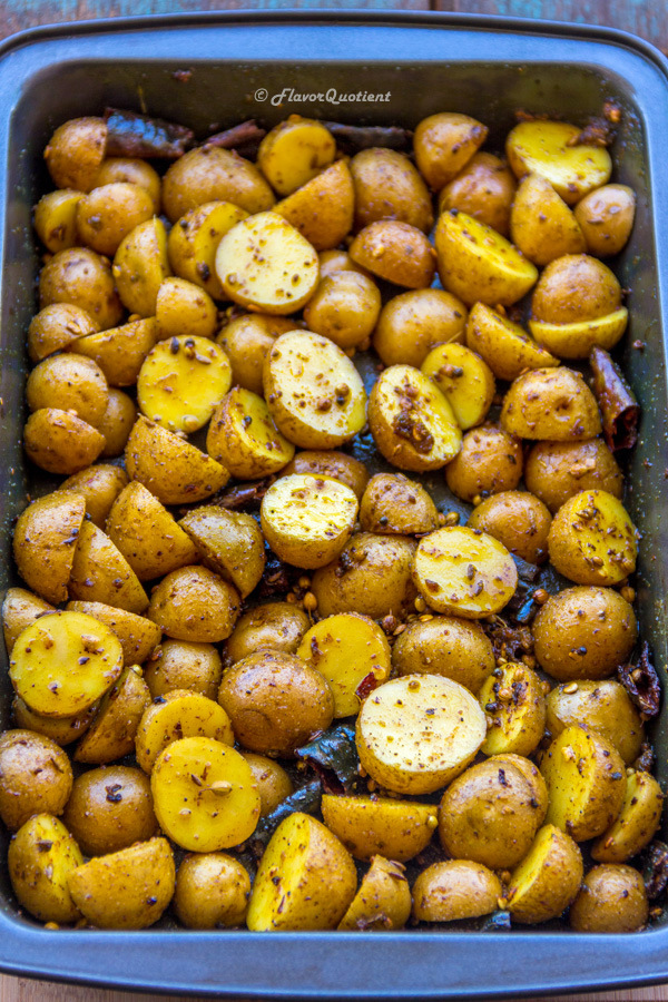 Roasted Potatoes-Raw