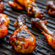 Barbecue Chicken in Homemade Barbecue Sauce