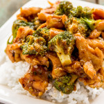 Healthy Chicken and Broccoli Stir Fry