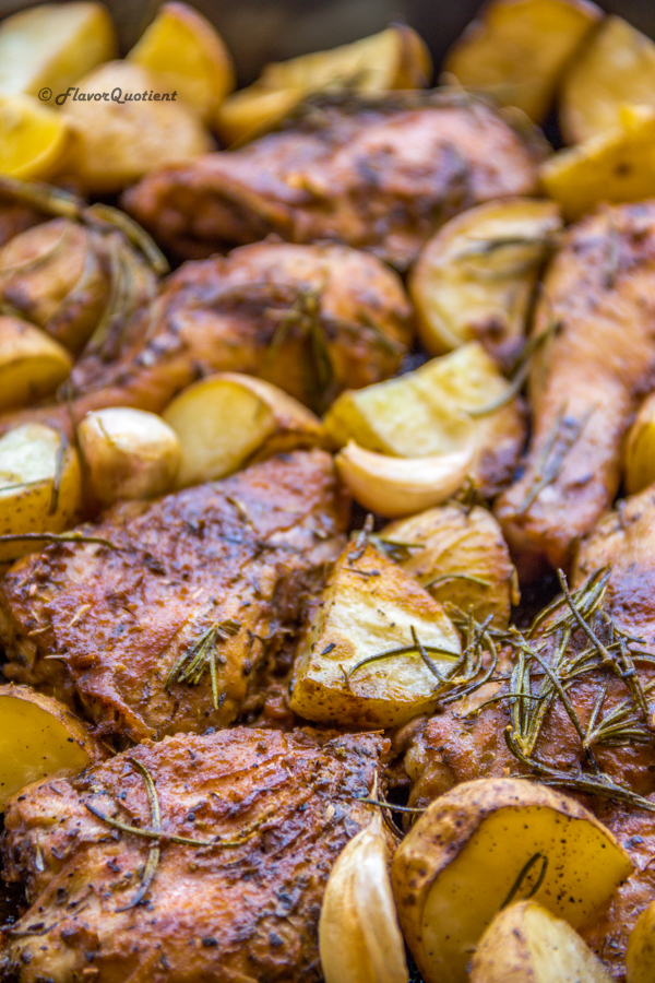 Rosemary Roast Chicken