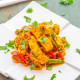 Paneer Jalfrezi… Indian Spiced Cottage Cheese Stir Fry