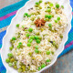 Indian Spiced Green Peas Pulav
