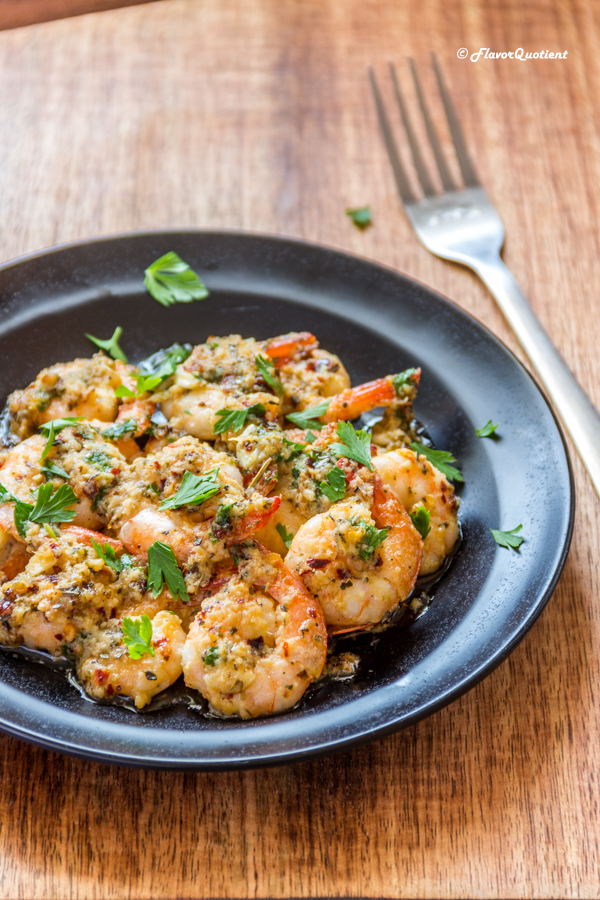 Butter Garlic Shrimp *Video Recipe* | Flavor Quotient | WOW! That's the only word I can use to describe this out-of-the-world shrimp recipe called butter garlic shrimp! There is no way you can miss this!