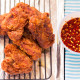 Fried Chicken | Easy, Spicy, Hot & Crispy Fried Chicken