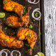 Indian Spiced Chargrilled Chicken Kebab | Easy Chicken Kebab Recipe