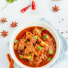 The Goan lamb vindaloo is a classic recipe of lamb curry which is an exemplary outcome of culinary amalgamation of two cultures – Indian and Portuguese!