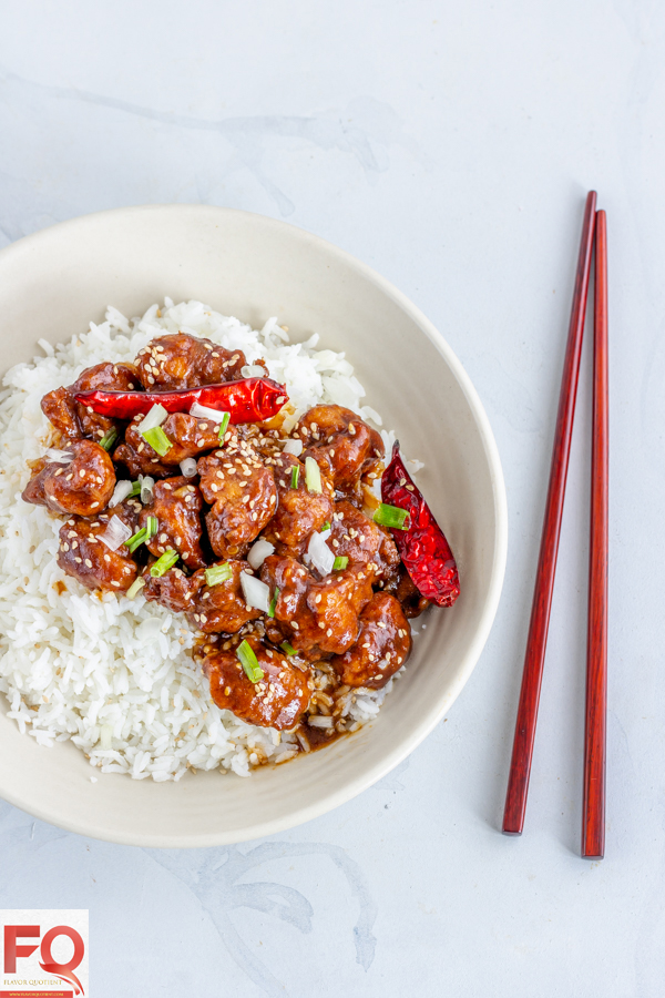 America's most favorite Chinese dish, General TSO's chicken got its spicy makeover in my kitchen & turned out to be truly sensational! Spicy, tangy, salty & sweet – the combination of flavors is truly sensational! | general tso's chicken | easy general tso's chicken | general tso's chicken recipe | easy and simple general tso's chicken | homemade general tso's chicken | general tso's chicken sauce | general tso's chicken crispy | how to make general tso's chicken | chinese general tso's chicken